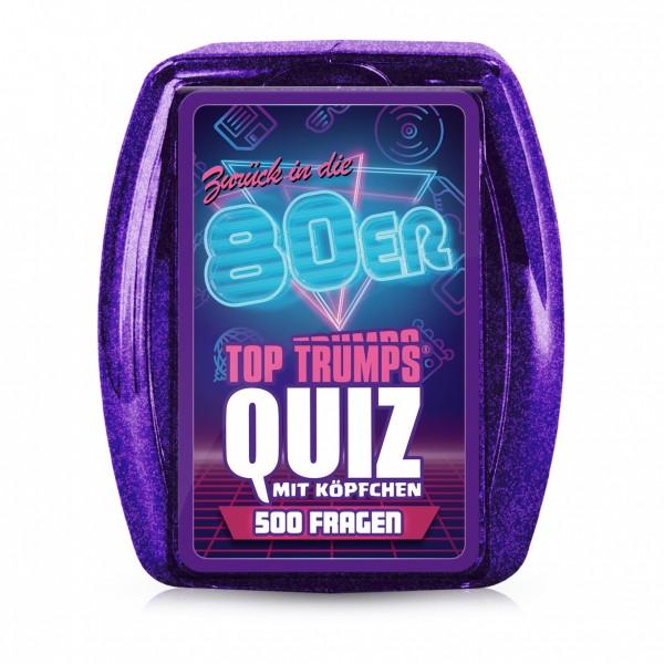Top Trumps Quiz – 80er