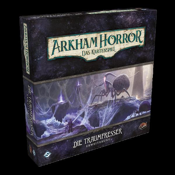 Arkham Horror: LCG - Die Traumfresser • Erweiterung