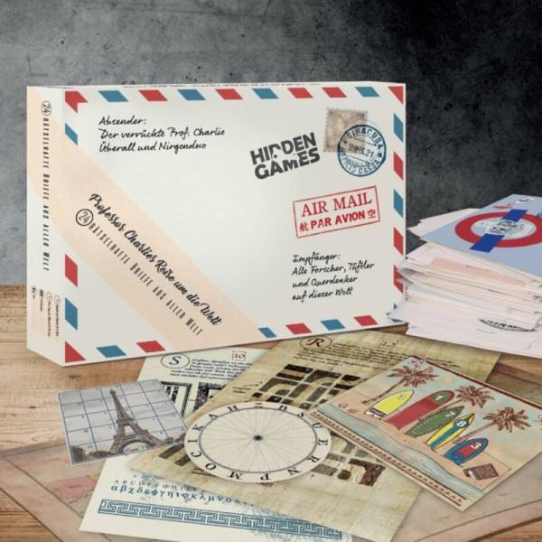 Hidden Games: Professor Charlies Reise rund um die Welt