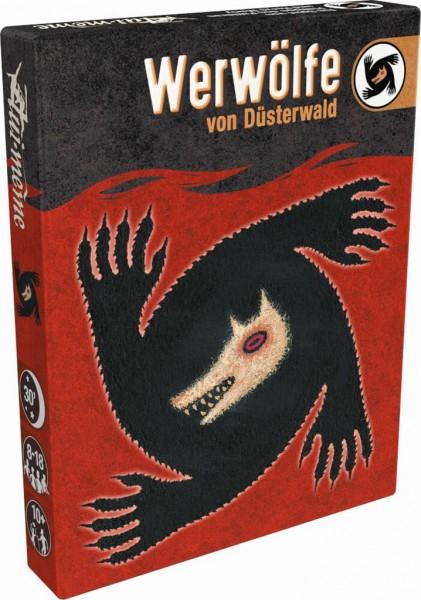 Die Werwölfe von Düsterwald Grundspiel (neues Design)