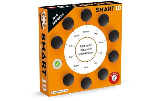 Smart 10: Zusatzfragen - Erweiterung