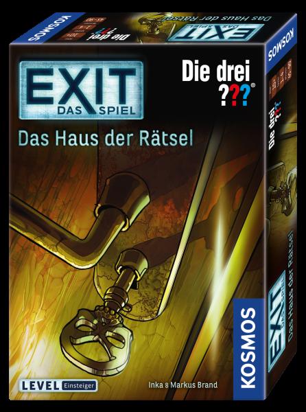 EXIT - Das Spiel - Das Haus der Rätsel - Die drei???