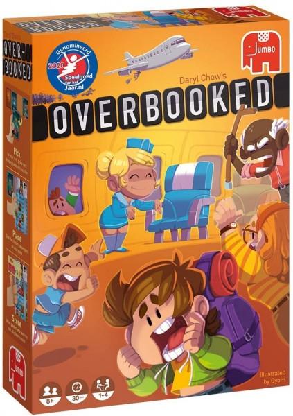Overbooked - D / EN / NL / F