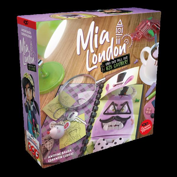 Mia London - DE