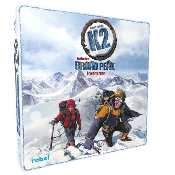 K2 inkl. Broad Peak Erweiterung