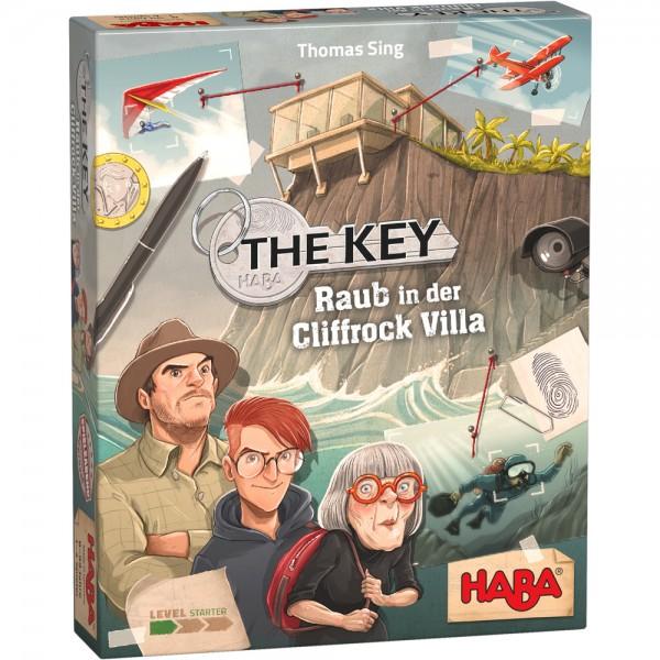 The Key – Raub in der Cliffrock Villa - DE / EN
