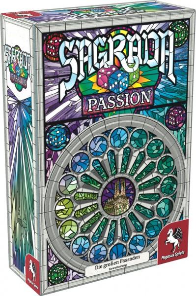 Sagrada Passion - Erweiterung