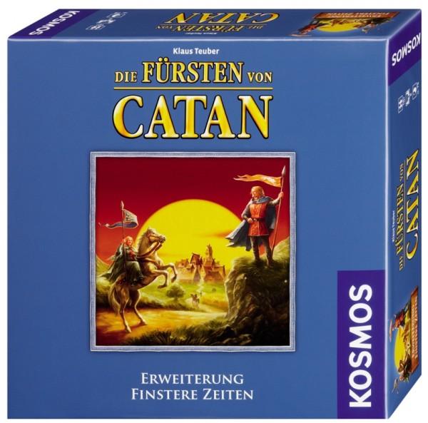Fürsten von Catan - Finstere Zeiten für 2 Spieler [Erweiterung]