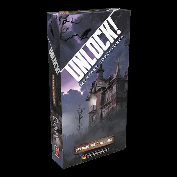 Unlock! - Das Haus auf dem Hügel - Einzelszenario DE