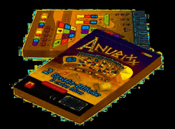 Anubixx - Ersatzblöcke (2er Set)