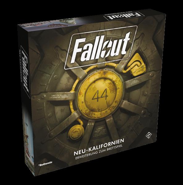 Fallout - Neu-Kalifornien - Erweiterung