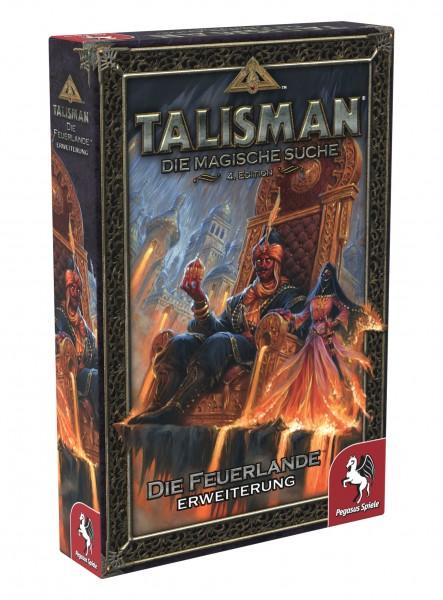 Talisman: Die Feuerlande - Erweiterung