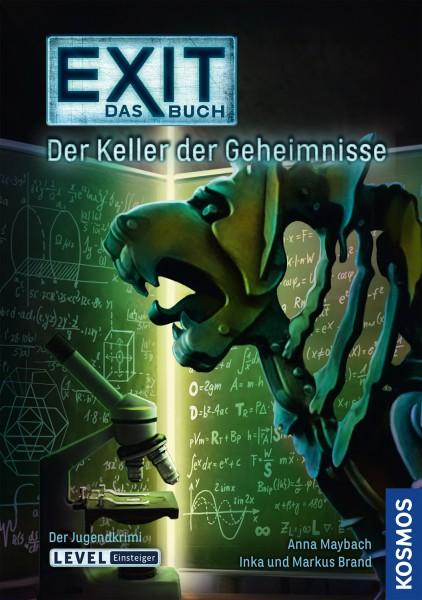 EXIT- Das Buch - Der Keller der Geheimnisse