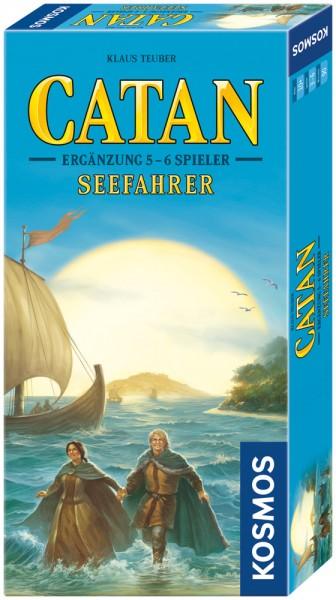 CATAN - Seefahrer Ergänzung 5 - 6 Spieler