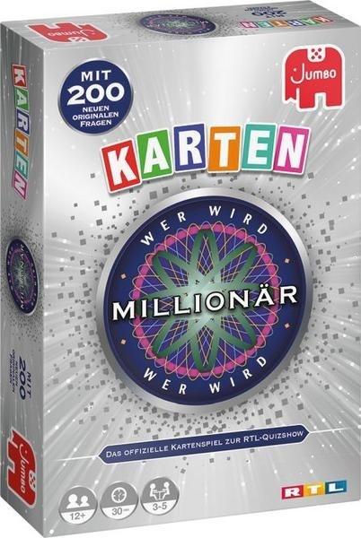 Wer wird Millionär? - Kartenspiel *NEU*