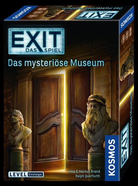 EXIT - Das Spiel - Das mysteriöse Museum