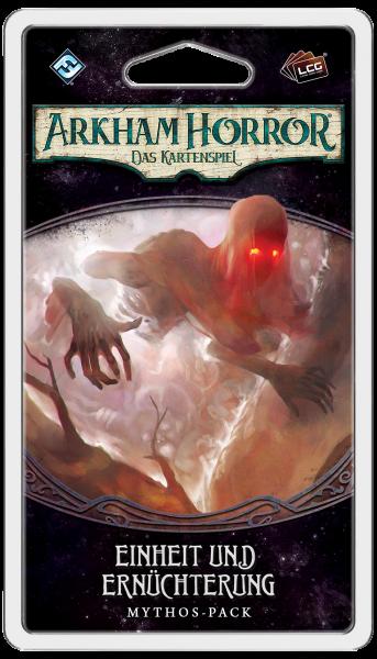 Arkham Horror: LCG - Einheit und Ernüchterung • Mythos-Pack (Der-gebrochene-Kreis-4) DE