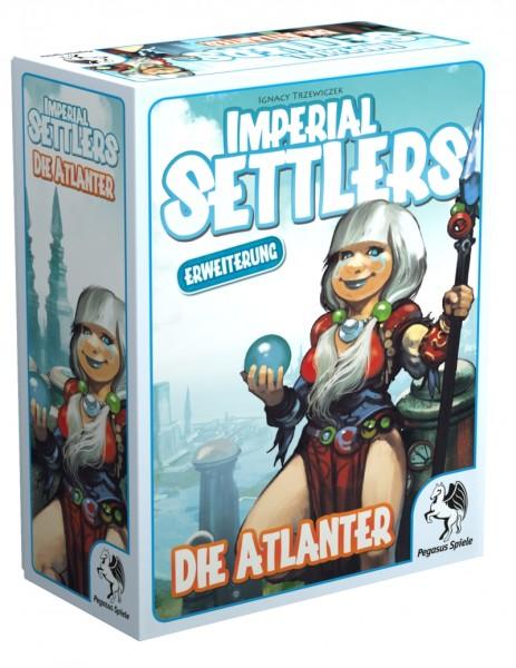Imperial Settlers: Die Atlanter (Erweiterung)
