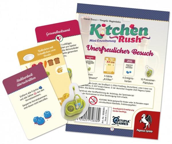 Kitchen Rush: Unerfreulicher Besuch (Mini-Erweiterung)