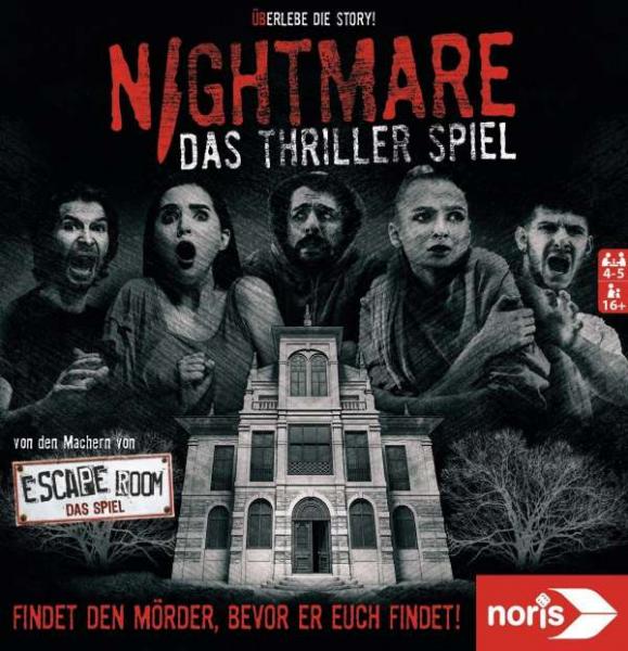 Nightmare – Das Horror Abenteuer