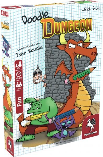 Doodle Dungeon - DE