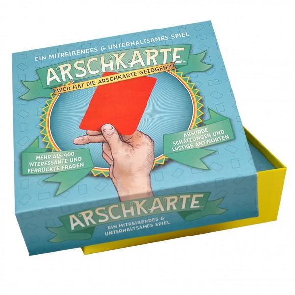 Arschkarte - Wer hat die Arschkarte gezogen?