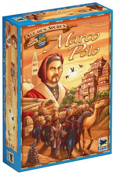 Auf den Spuren von Marco Polo - Grundspiel