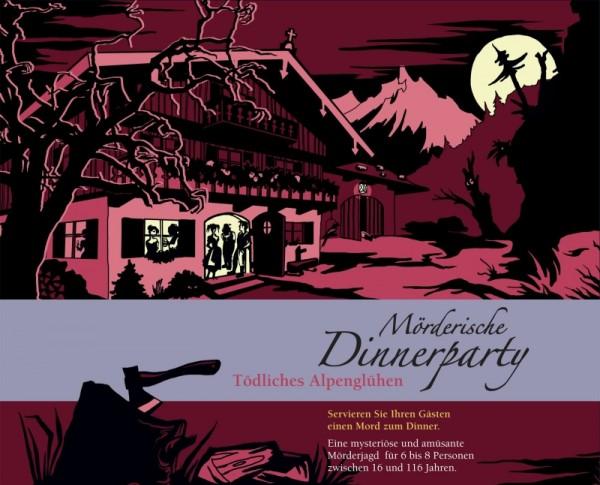 Mörderische Dinnerparty - Tödliches Alpenglühen