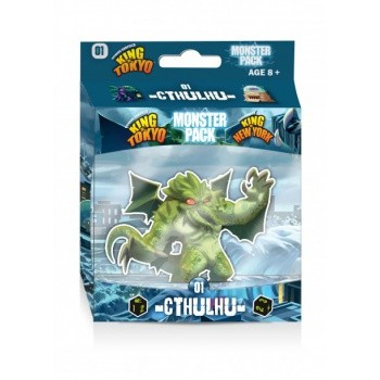 King of Tokyo: Monster Pack - Cthulhu - DE