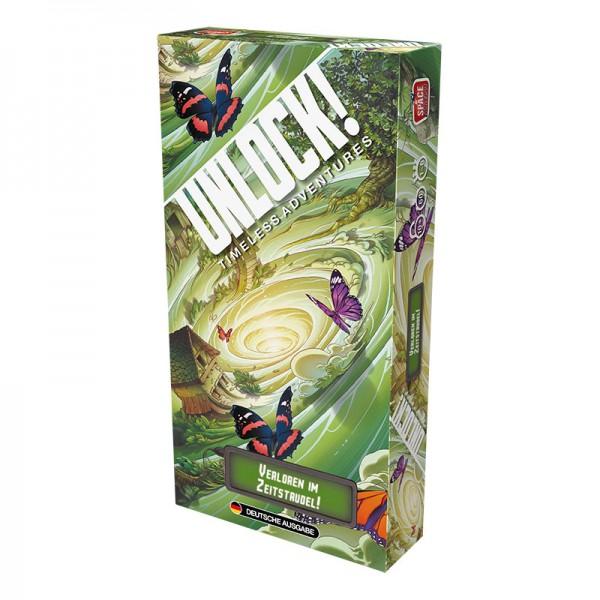 Unlock! - Verloren im Zeitstrudel! - Einzelszenario - DE