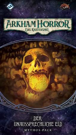 Arkham Horror: LCG - Der unaussprechliche Eid • Mythos-Pack (Carcosa-2) DE