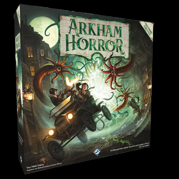Arkham Horror 3. Ed. - Grundspiel