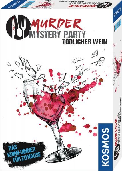 Murder Mystery Party - Tödlicher Wein