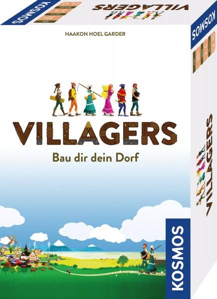 Villagers - Bau dir dein Dorf