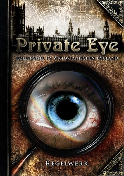 Private Eye: Regelwerk (5. Auflage)