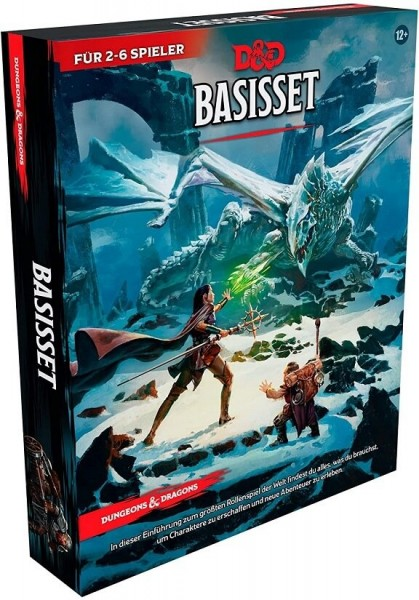 D&D: Basisset - DE
