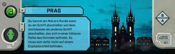 Under Falling Skies-Promo: Prag - DE