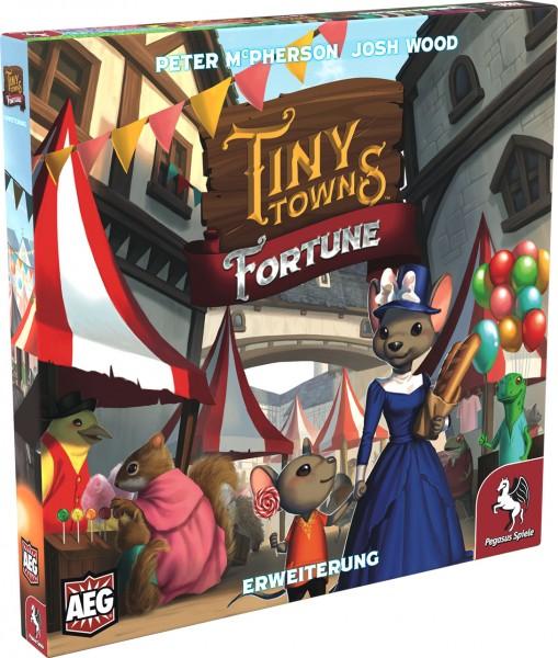 Tiny Towns: Fortune - Erweiterung