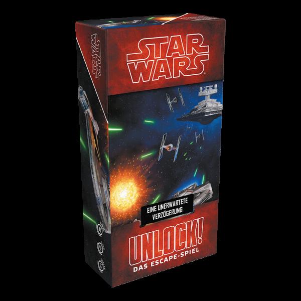 Unlock! Star Wars - Eine unerwartete Verzögerung - (Einzelszenario) - DE
