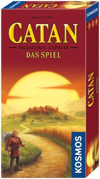 Catan - Ergänzung 5-6 Spieler