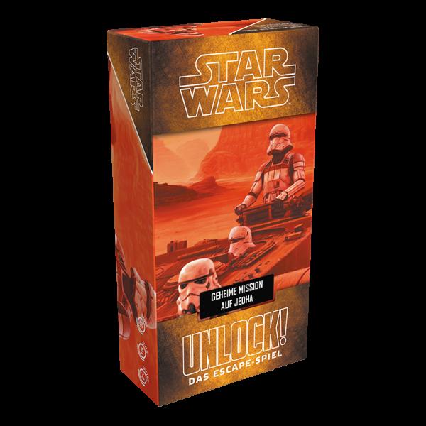 Unlock! Star Wars - Geheime Mission auf Jedha • (Einzelszenario) - DE