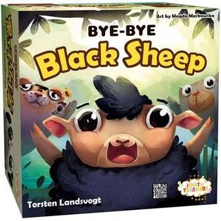 Bye-Bye Black Sheep / Schwarzes Schaf - DE,EN,CN
