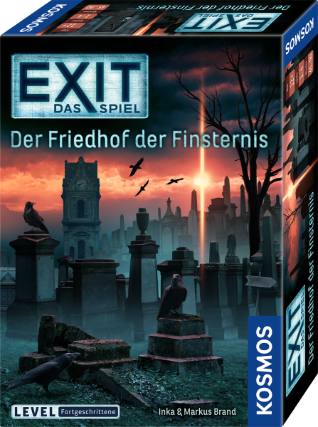 EXIT - Das Spiel: Der Friedhof der Finsternis