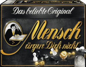 Mensch ärgere Dich nicht®, Edition Schwarz