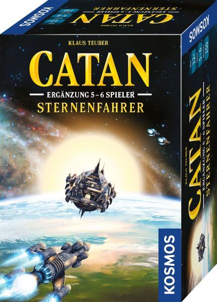 CATAN - Sternenfahrer - Ergänzung 5-6 Spieler