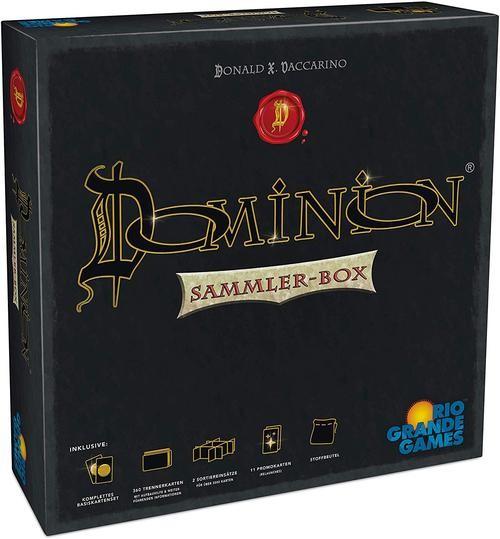 DOMINION® – Sammlerbox (Vielspielerbox)