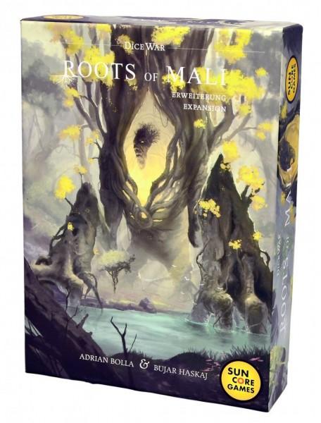 DiceWar - Roots of Mali - 1. Erweiterung