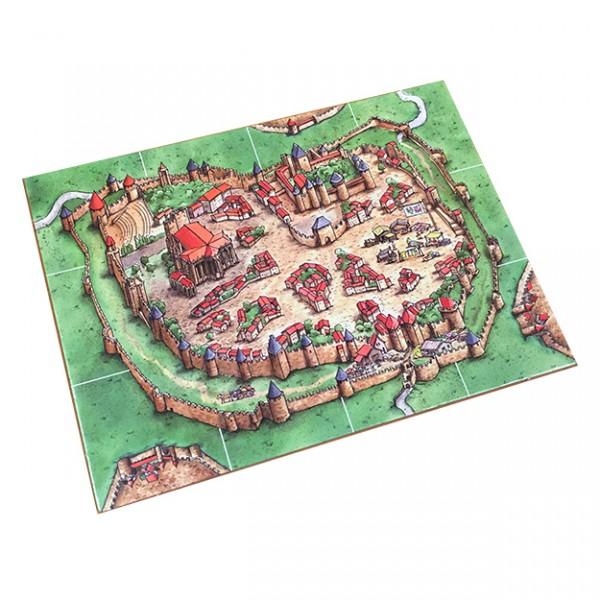 Carcassonne: Starttableau