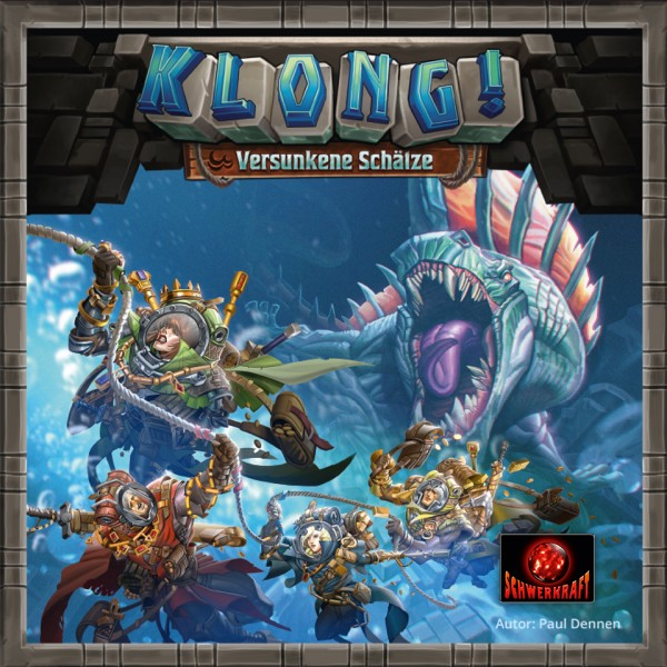 Klong!: Versunkene Schätze - Erweiterung