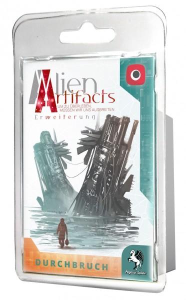 Alien Artifacts: Der Durchbruch (Erweiterung)
